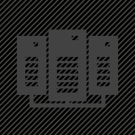 center, communication, data, exchange, network, server, transfer icon