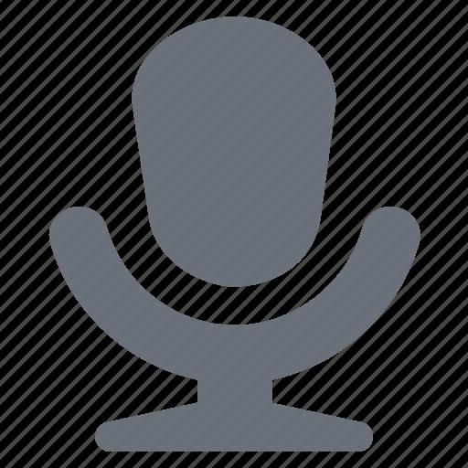 audio, microphone, pika, radio, simple icon