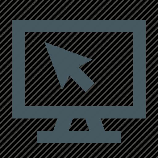 communication, computer, computer screen, electronics, gizmo, media, multimedia, simple icon