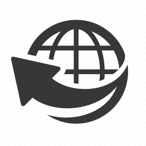 Internet Globe Symbols