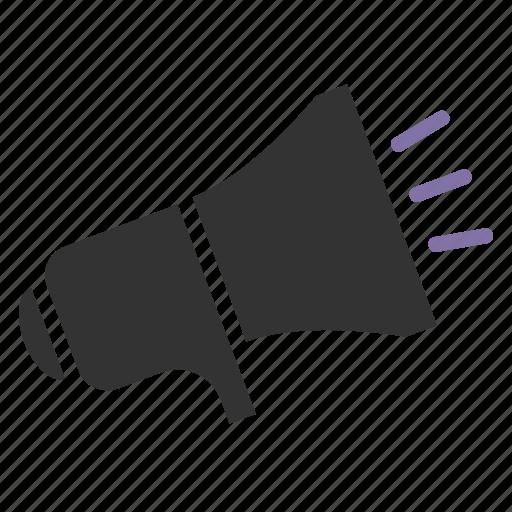 ads, advertising, anouncement, audio, bullhorn, communication, electronics, entertainment, horn, internet marketing, loud, loudspeaker, marketing, media, megaphone, multimedia, network, promoting, promotion, rss, social, social media, sound, speaker, speech, talk, viral, volume, web icon