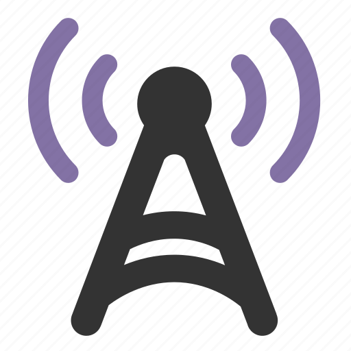 aerial, antenna, communication, communication tower, connection, gps, media, multimedia, network, on air, radio, signal, station, technology, television, tower, transmission, transmiter, waves, wifi, wireless, wireless point, wireless tower icon