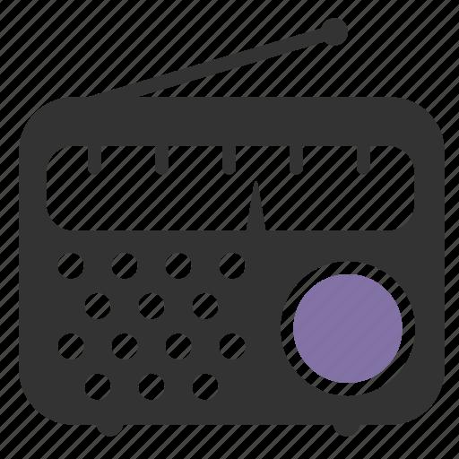 Antenna, device, radio icon - Download on Iconfinder