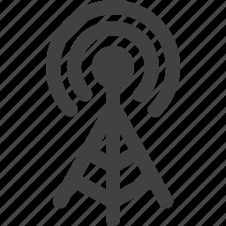 antenna, hotspot, network, signal, wi-fi, wifi icon