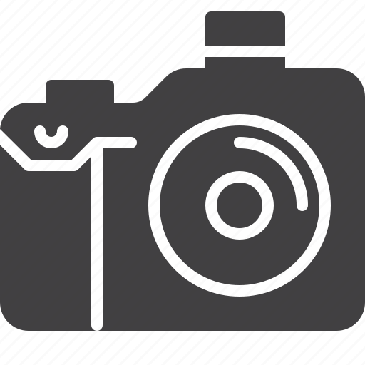 camera, device, digital, photo, photography icon