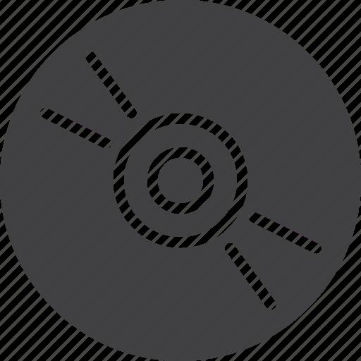 cd, compact, digital, disc, dvd, media icon