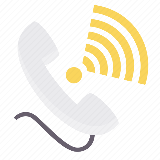 call, connection, phone, signal, technology, telephone icon