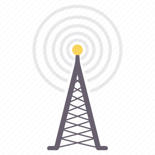 Antenna, connection, radio, signal, tower, wifi, wireless icon - Download on Iconfinder