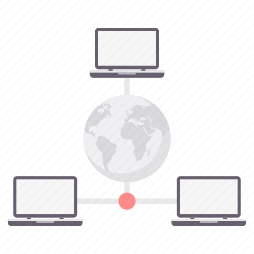 connection, global, internet, network, online, web icon