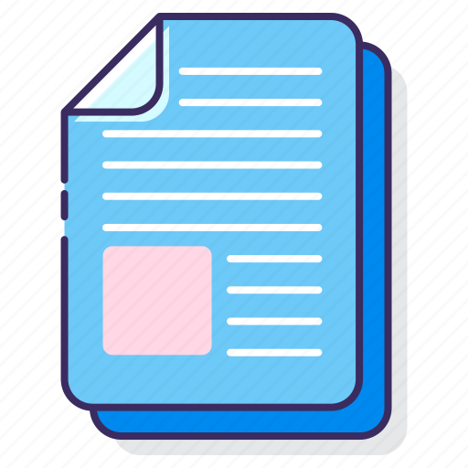clone, copy, doc, document, duplicate icon