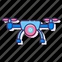 drone, uav icon