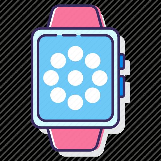smart, smart watch, smartwatch, watch icon