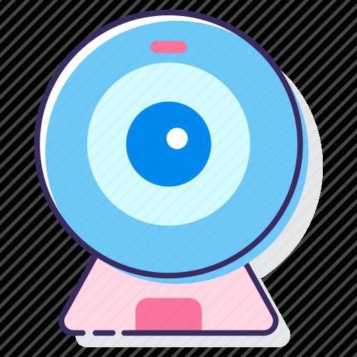camera, web camera, webcam icon