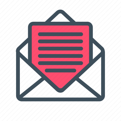 communicate, communication, envelope, letter, mail, message, snail mail icon