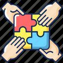 cooperation, team building, teamwork, coworking