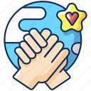 solidarity, tolerance icon, tolerance, communication skills icon