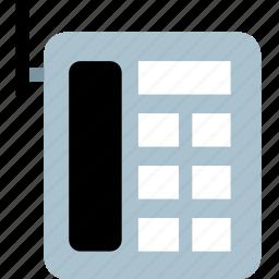 business, call, communicaiton, device icon