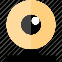 camera, digital, record icon