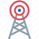 att, communication, sprint, tower icon