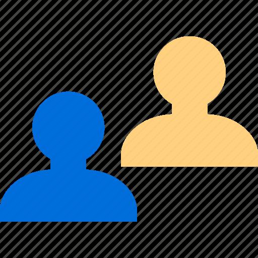 chat, communication, talk, user icon