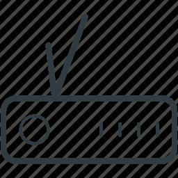 internet booster, internet connectivity, internet device, internet modem, internet router icon