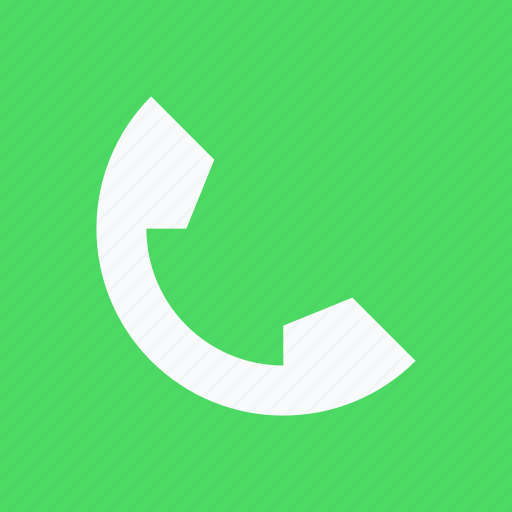 apps, call, communications, devices, ios, material grid, telephone icon
