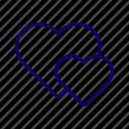 empathy, good, love icon