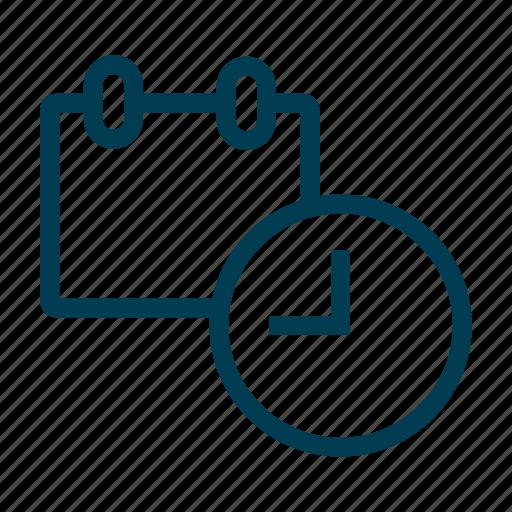 Plan, schedule icon - Download on Iconfinder on Iconfinder