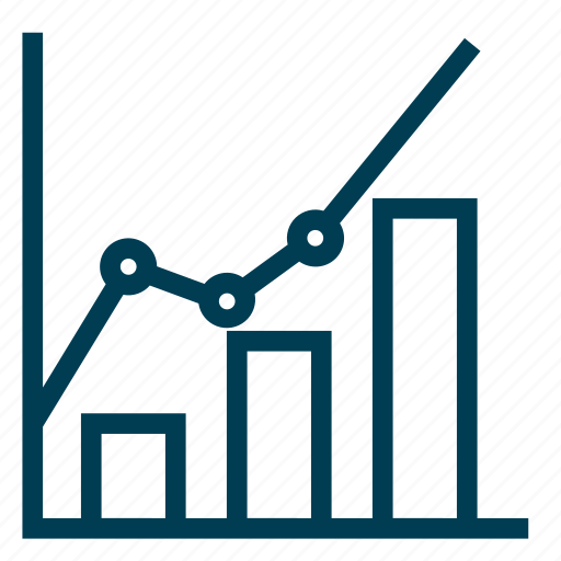 data, forward, metric, progress icon