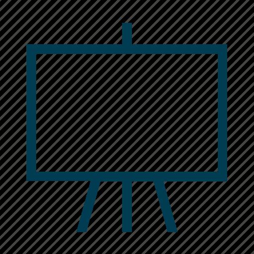 plan, powerpoint, presentation, vision icon