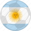 argentina, olympics, soccer, tournament icon