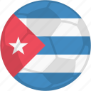 competition, contest, cuba, soccer icon