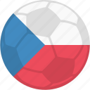 cup, czech, football, republic, tournament icon