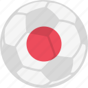 football, japan, match, tournament icon
