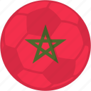 football, maroco, match, tournament icon