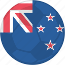 competition, contest, flag, new zeland icon