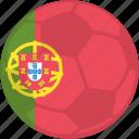 contest, football, portugal, soccer, sport icon