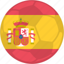 competition, football, spain, tournament icon
