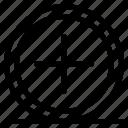 add, circle, create, new, plus
