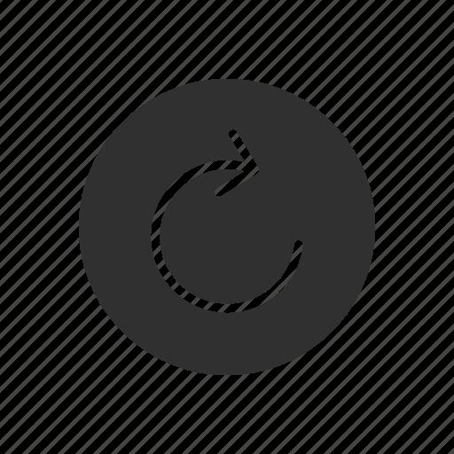 loading, navigation, processing, refresh icon