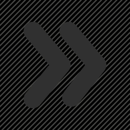 arrow, navigate, next, next button icon
