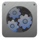 app, configuration, engine, tool icon