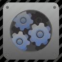 app, configuration, engine, tool