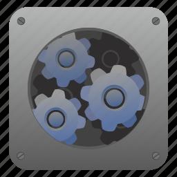 app, configuration, engine, tool icon