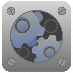 configuration, engine, gear, option, tool icon