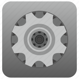 configuration, engine, gear, option, settings icon