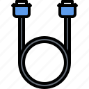 cable, computer, electronics, microelectronics, repair, vga