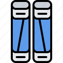 computer, electronics, fuse, glass, microelectronics, repair icon