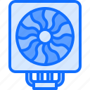 computer, cooler, cpu, electronics, microelectronics, repair icon
