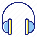 audio, computer, headphones, music, pc, sound, stereo icon